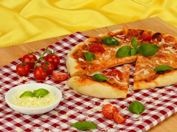 Backmischung Pizzateig 500g