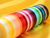 Satinband Komplett-Set 26 Farben