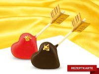 Valentins Cake-Pops Rezeptkarte