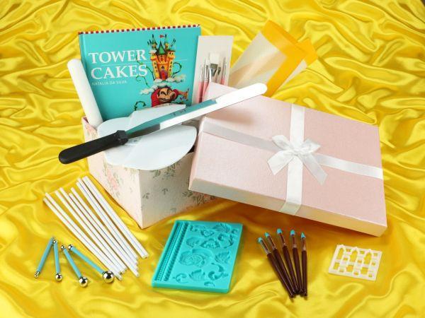 Geschenkset Towercakes