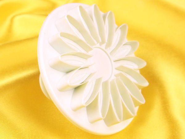 Ausstecher + Stempel Sonnenblume groß