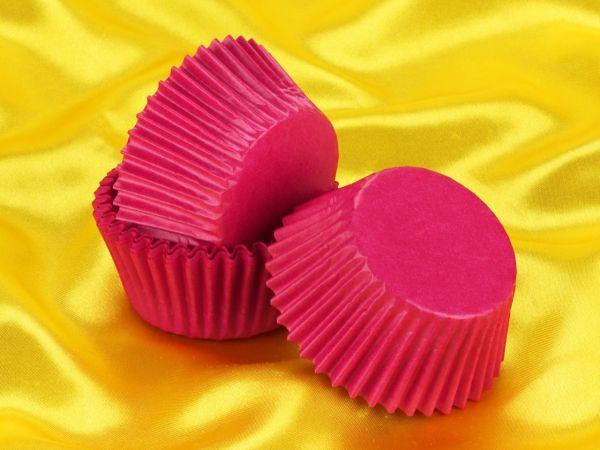 Muffinkapseln 50mm rosa 60 Stück