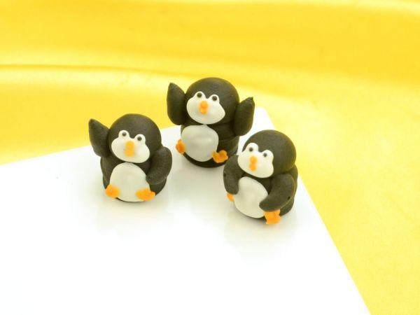 Pinguine Zucker 5 Stück