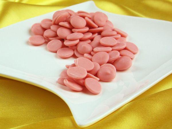 Callebaut Callets Erdbeere 200g
