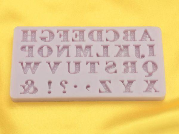 Flexform Buchstaben groß Floral