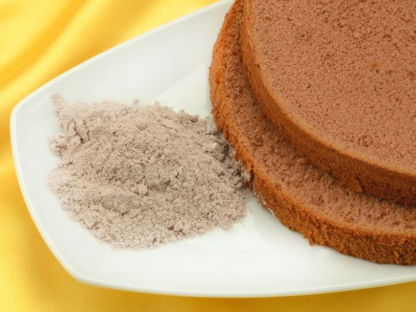 Schoko-Biskuit Mix Supreme glutenfrei 400g
