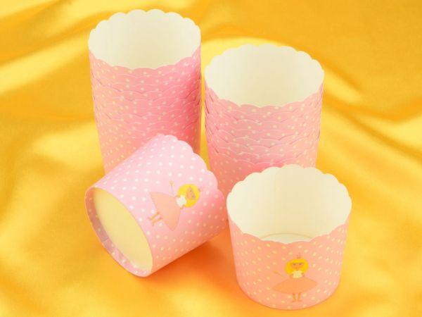 Cupcake Cup groß Prinzessin 20 Stück