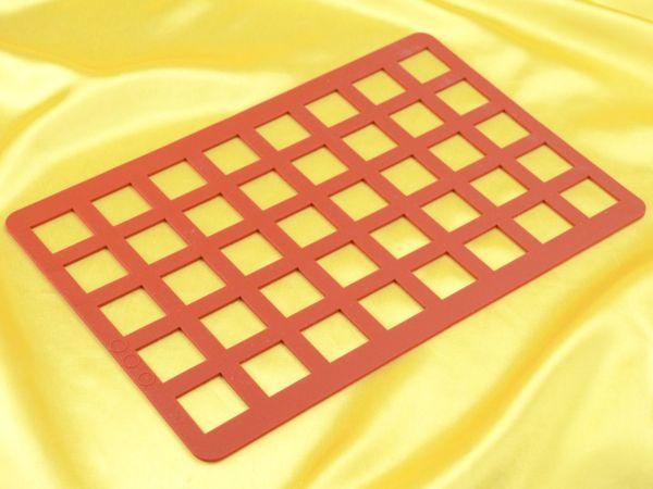 Silikonrahmen für Aufleger Quadrat