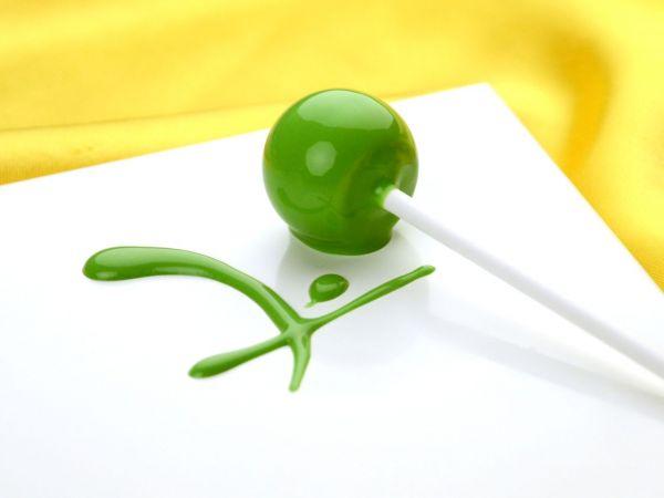 Cake-Pop Glasur smaragdgrün 2,5kg