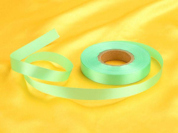 Satinband mintgrün 14mm, 30 Meter