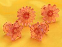 Ausstecherset Blumenstrauß 4er