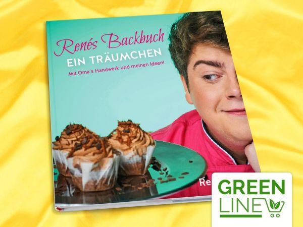 Renés Backbuch - EIN TRÄUMCHEN