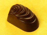 Schokoladenform Wavy