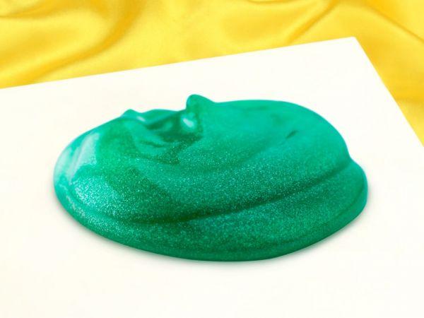 Glitzergel grün 100g