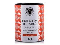 World of Taste - South African Rub & BBQ 50g