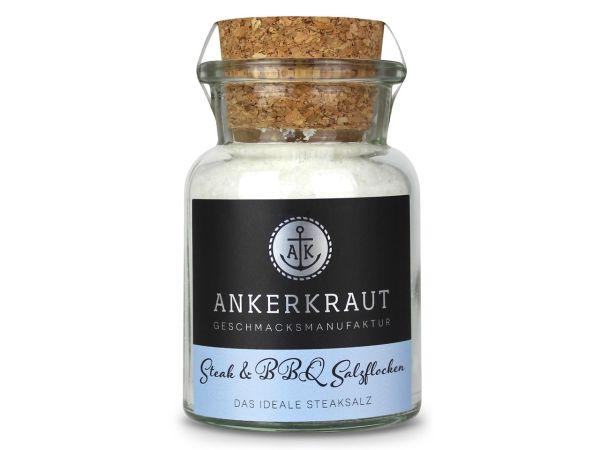 Ankerkraut Steak & BBQ Salzflocken 100g