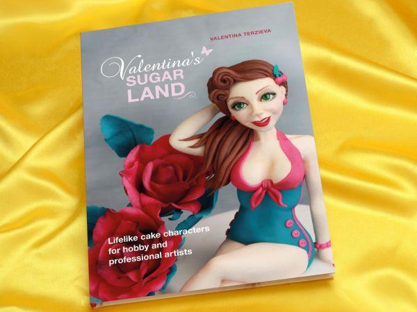 Valentina's Sugarland - Valentina Terzieva - englisch