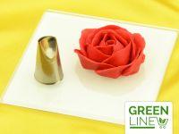Garniertülle Petals Curve GREENLINE