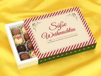 Trüffelverpackung für 20 Trüffel, individuell, Weihnachten 1