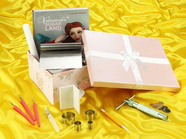 Geschenkset Valentina's Sugarland