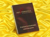 Pati-Versand Rezeptbuch