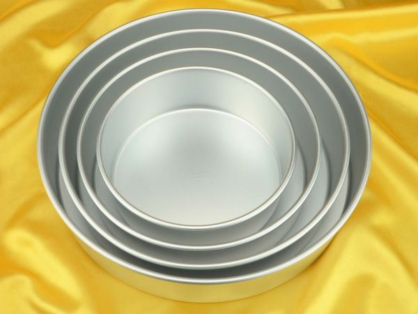 Wilton Performance Pans Deep Round Pan 4er Set
