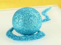 Glitzerpulver Hologram blau 5g