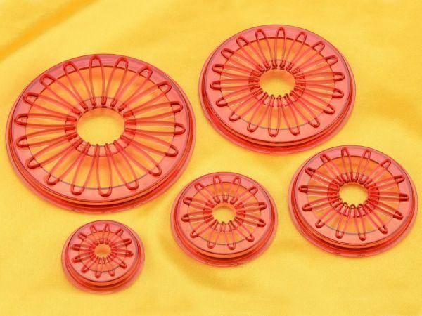 Ausstecherset Sonnenblume 5er