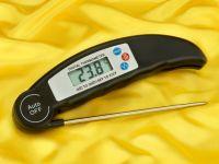 Einstichthermometer