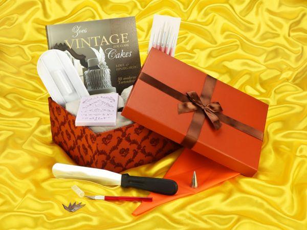 Geschenkset Zoes Vintage Cakes