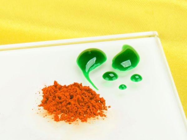 Lebensmittelfarbe Pulver grün 20g