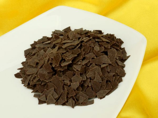 Schokoladenraspel Zartbitter 100g