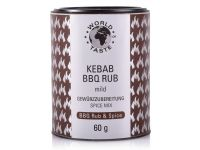 World of Taste - Kebab BBQ Rub 70g