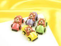 Bären im Auto Zucker 4 Stück