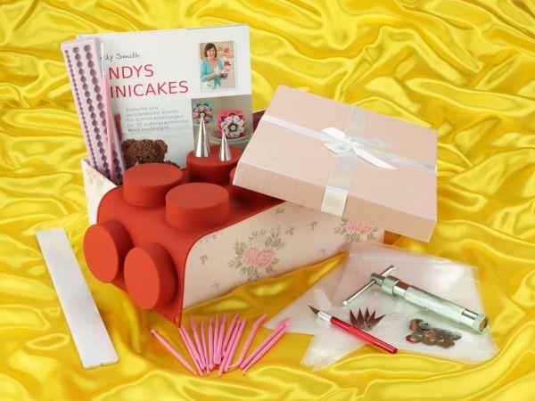 Geschenkset Lindys Minicakes