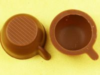 1 Folie Tassen-Schalen Vollmilch