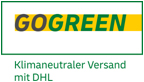 DHL GoGreen climate-neutral shipping