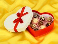 Chocolate Case Heart für 11 Pralinen