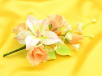 Feinzucker Bouquet Curly Rose Freesia