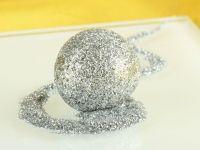 Glitzerpulver Jewel Silber 5g