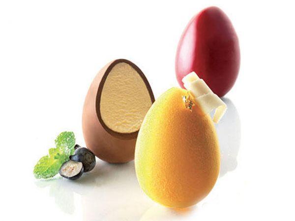 Silikonform 3D Egg