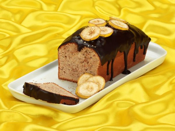 Quinoa-Bananenbrot 560g