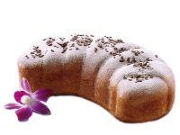 Silikonform Croissant