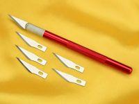 Präzisionsmesser inkl. 5 Ersatzklingen