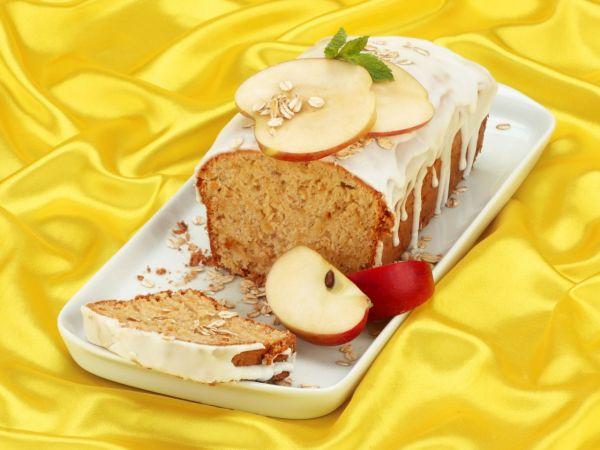 Apfel-Haferflocken-Kuchen 510g