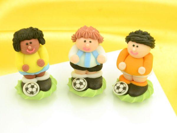 Fußballer Zucker 24 Stück