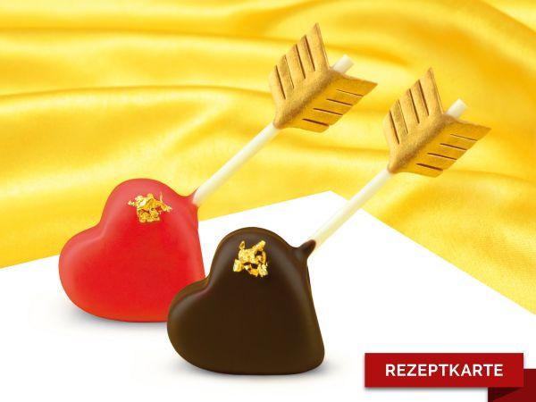 Valentins Cake-Pops