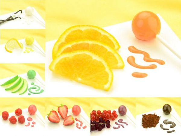 Cake-Pop Glasur 8 x natural flavours