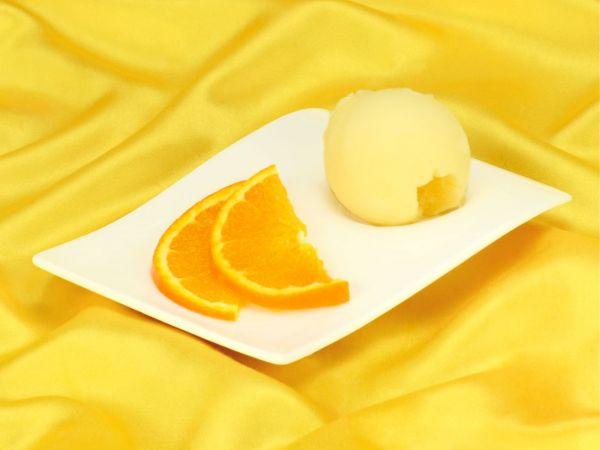 Eispulver Orange 266g