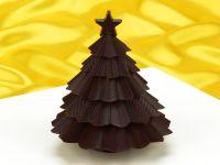 Schokoladenform Tannenbaum